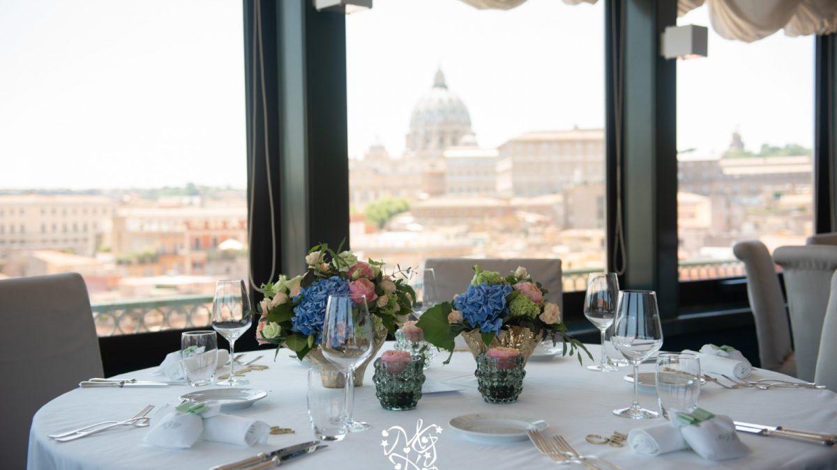 Roof Top A Roma I Migliori Per Le Tue Nozze Mgda Eventi