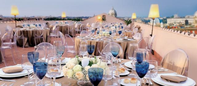 Le 5 Migliori Location Con Vista A Roma Mgda Eventi Your